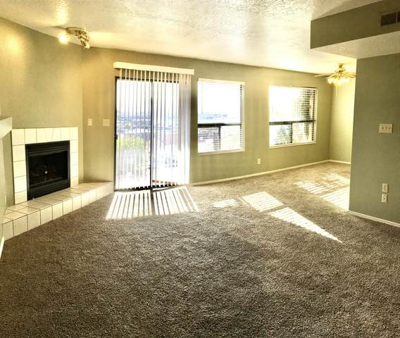 161 W 950 S #E4, St George, UT 84770 (MLS #21-219315) :: Team SURGE @ KW St. George