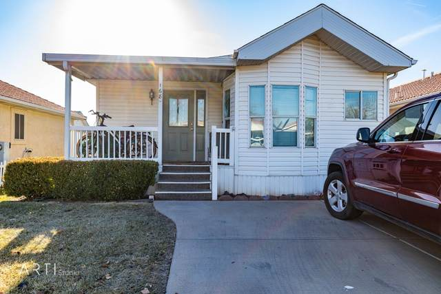 2990 E Riverside Dr #168, St George, UT 84790 (MLS #21-219316) :: The Real Estate Collective