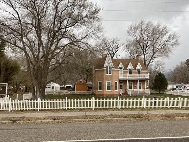 95 N Main St, Outside Washington County, UT 84714 (MLS #21-219318) :: John Hook Team