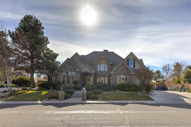 870 E 1010 S, St George, UT 84790 (MLS #21-219382) :: Red Stone Realty Team