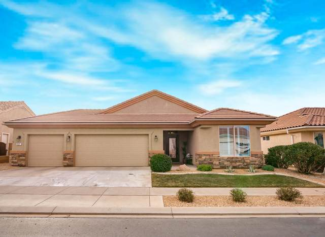1577 W Windswept Dr, St George, UT 84790 (MLS #21-219395) :: The Real Estate Collective