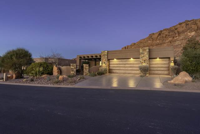 2336 W Entrada #36, St George, UT 84770 (MLS #21-219410) :: The Real Estate Collective