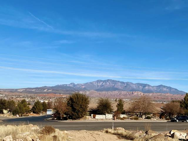 2569 E 1480 S, St George, UT 84790 (MLS #21-219412) :: Red Stone Realty Team