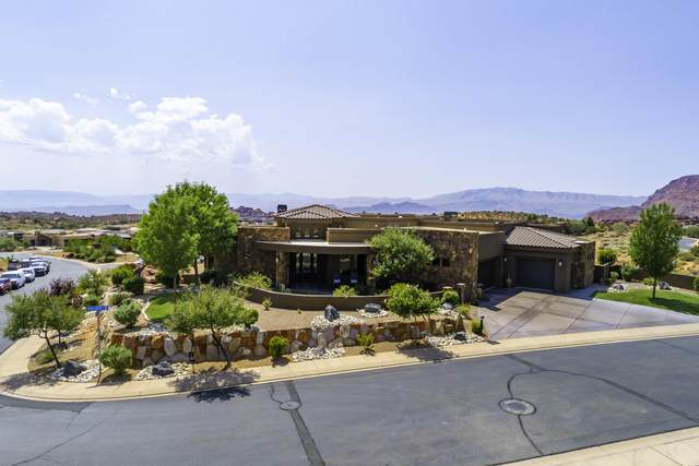 2201 W Silver Cloud Dr, St George, UT 84770 (MLS #21-219416) :: The Real Estate Collective