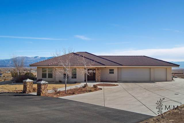 7013 W 1350 N, Cedar City, UT 84721 (MLS #21-219427) :: Selldixie