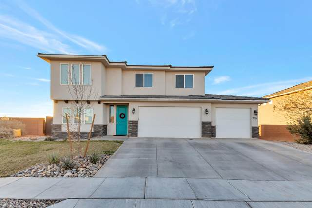 3454 S Bloomfield Dr, Washington, UT 84780 (MLS #21-219434) :: John Hook Team