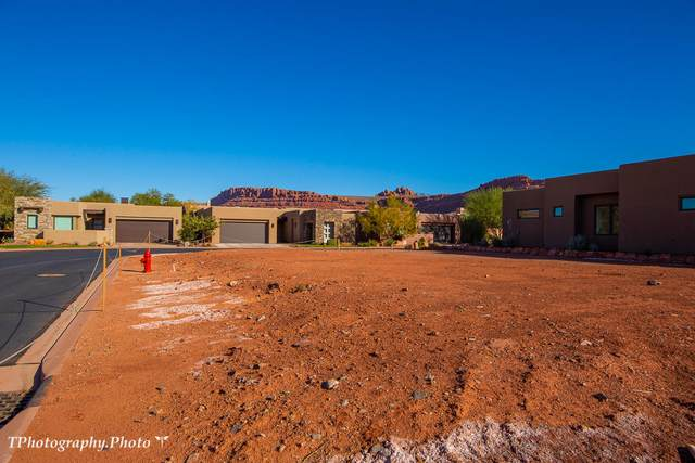 2085 N Tuweap Dr #60, St George, UT 84770 (MLS #21-219453) :: The Real Estate Collective