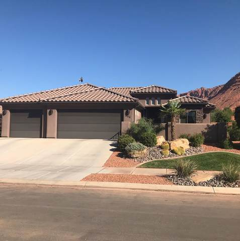 244 W Talon Ct, Ivins, UT 84738 (MLS #21-219457) :: Diamond Group