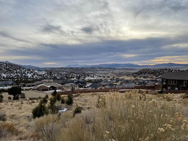 704 E Cedar View Dr, Cedar City, UT 84721 (MLS #21-219458) :: Selldixie