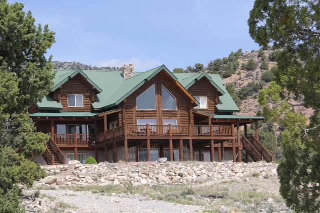 880 Ac Blue Mountain, Minersville, UT 84752 (MLS #21-219468) :: John Hook Team