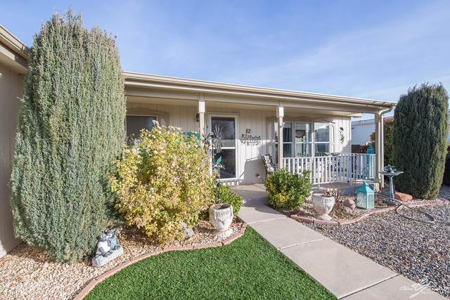 82 N 3880 W, Hurricane, UT 84737 (MLS #21-219471) :: The Real Estate Collective