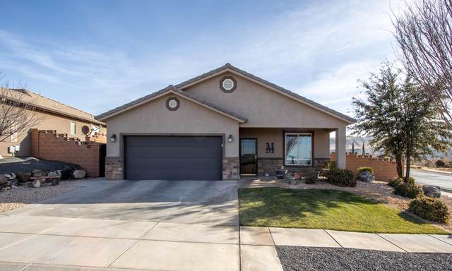 210 N 725 W, Hurricane, UT 84737 (MLS #21-219477) :: Diamond Group