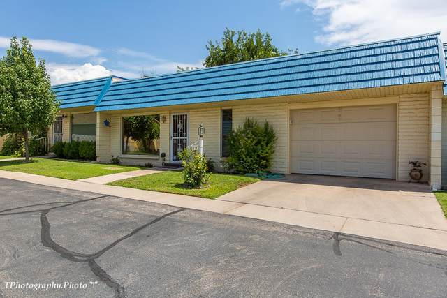 351 S 400 E #19, St George, UT 84770 (MLS #21-219481) :: Diamond Group