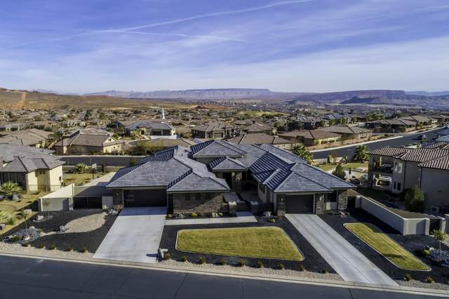 1640 N Belmont Ave, Washington, UT 84780 (MLS #21-219482) :: The Real Estate Collective