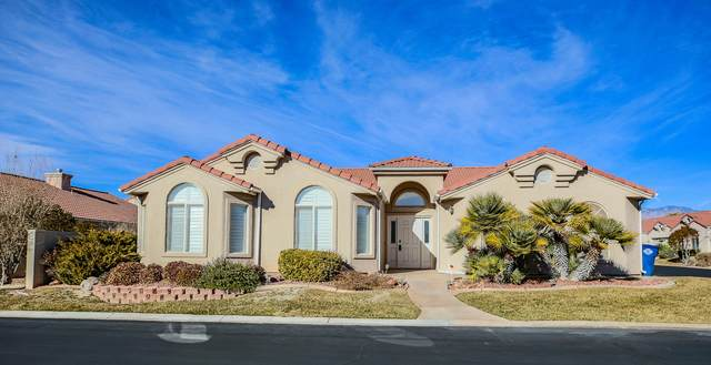 1732 W 540 No #85, St George, UT 84770 (MLS #21-219489) :: Staheli Real Estate Group LLC