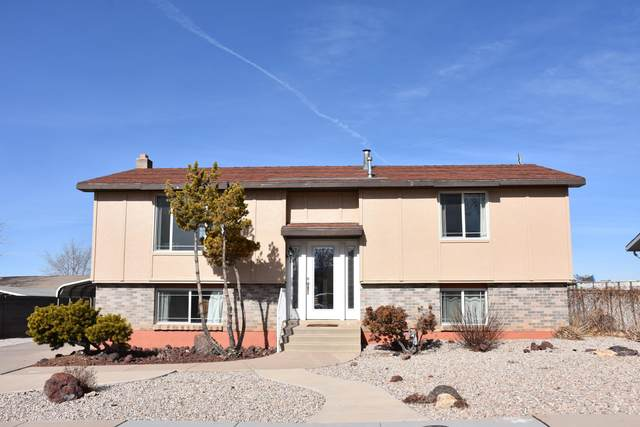 78 W Sunbow St, Cedar City, UT 84721 (MLS #21-219490) :: Staheli Real Estate Group LLC