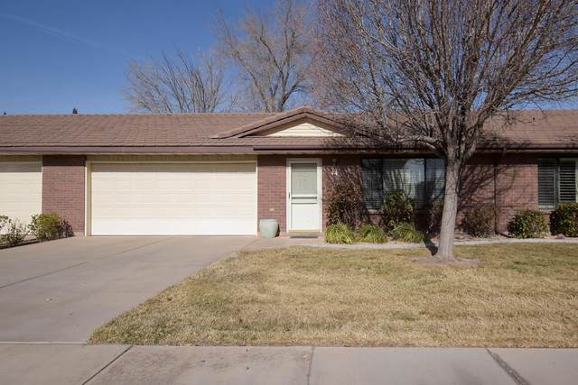 701 E 900 S #44, St George, UT 84790 (MLS #21-219493) :: The Real Estate Collective