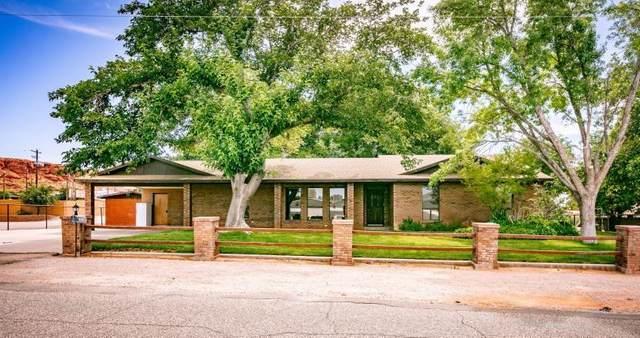1026 N 1100 W, St George, UT 84770 (MLS #21-219514) :: The Real Estate Collective