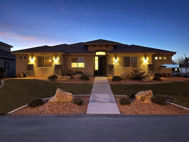 716 S 200 E, Ivins, UT 84738 (MLS #21-219515) :: The Real Estate Collective