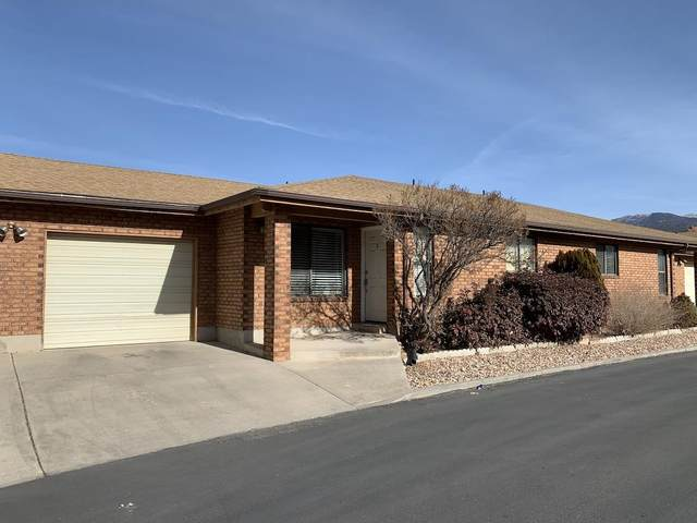 139 N 100 W 3-C, Cedar City, UT 84720 (MLS #21-219528) :: Diamond Group