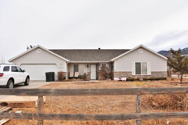 4594 N Old Scout Trail, Enoch, UT 84721 (MLS #21-219533) :: Red Stone Realty Team