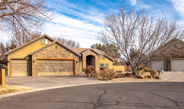 2209 S Colina Vista Dr, Washington, UT 84780 (MLS #21-219563) :: Team SURGE @ KW St. George