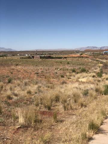 Foothills Canyon Dr Parcel 5, Hurricane, UT 84737 (MLS #21-219581) :: The Real Estate Collective
