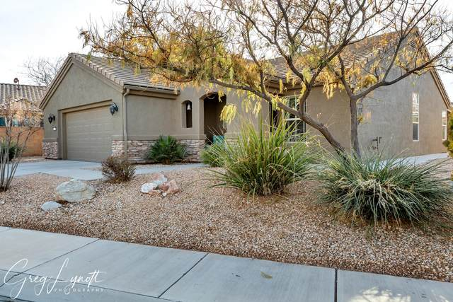 4376 S Laurel Green Dr, St George, UT 84790 (MLS #21-219584) :: Selldixie
