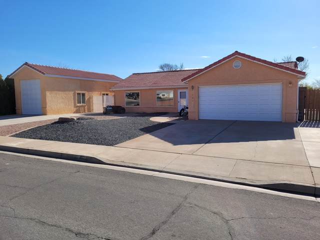 156 E 260 S, Ivins, UT 84738 (MLS #21-219587) :: Kirkland Real Estate | Red Rock Real Estate