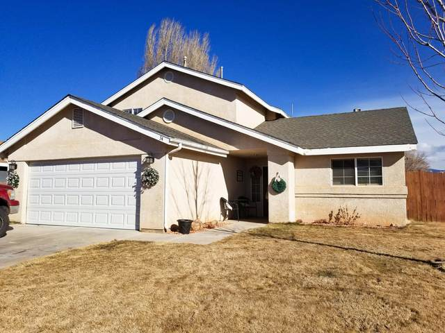 34 N 4100 W, Cedar City, UT 84720 (MLS #21-219592) :: Red Stone Realty Team
