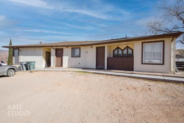 520 N 250 W #1-4, La Verkin, UT 84745 (MLS #21-219613) :: The Real Estate Collective