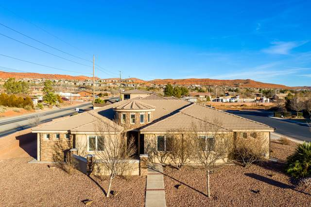 2192 W 1970 N Cir, St George, UT 84770 (MLS #21-219637) :: The Real Estate Collective