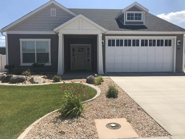 68 N 2825 W, Cedar City, UT 84720 (MLS #21-219642) :: Red Stone Realty Team