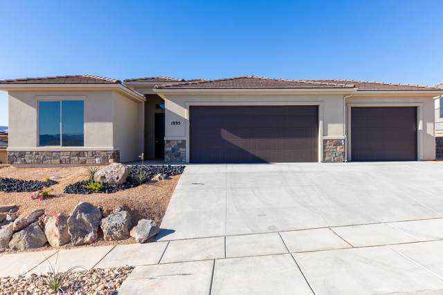 1895 W Weeping Rock, Hurricane, UT 84737 (MLS #21-219670) :: John Hook Team