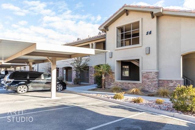 810 S Dixie Dr #1412, St George, UT 84770 (MLS #21-219672) :: eXp Realty