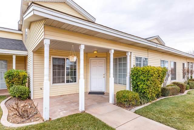 6224 W 135 N #18, Hurricane, UT 84737 (MLS #21-219689) :: Kirkland Real Estate | Red Rock Real Estate