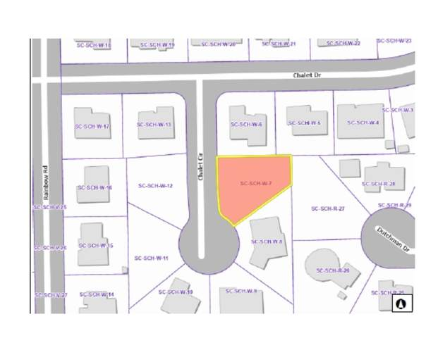 LOT 7 Chalet Cir #7, Santa Clara, UT 84765 (MLS #21-219712) :: Kirkland Real Estate | Red Rock Real Estate