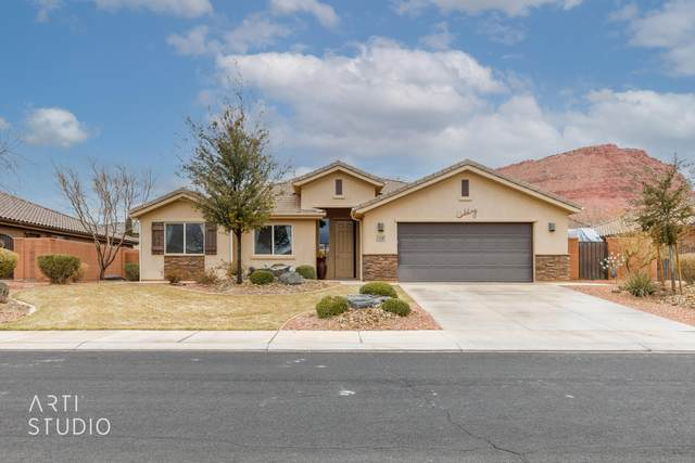 354 W 125 S, Ivins, UT 84738 (MLS #21-219715) :: The Real Estate Collective