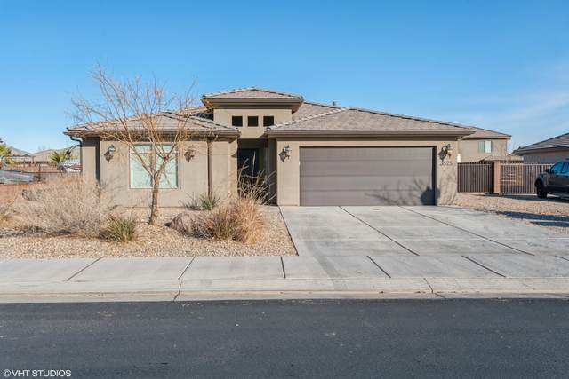 3525 E Church Rocks Dr, St George, UT 84770 (MLS #21-219752) :: The Real Estate Collective