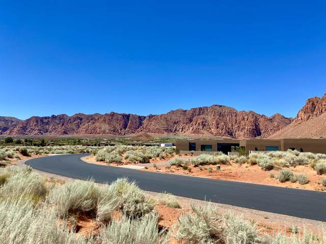 Lot 227 On Shinava Drive, Ivins, UT 84738 (MLS #21-219762) :: The Real Estate Collective