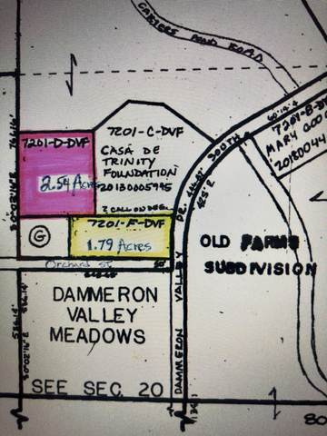 2.54 Acres Orchard St 2.54 Acres, Dammeron Valley, UT 84783 (MLS #21-219901) :: Diamond Group