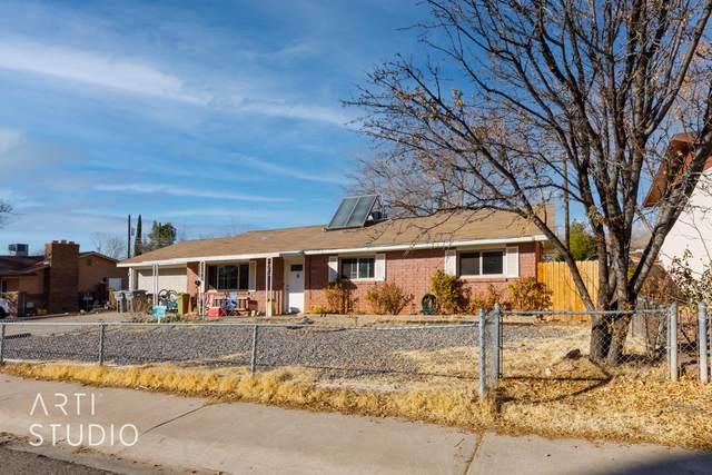 471 E Bulloch St, Washington, UT 84780 (MLS #21-220009) :: Diamond Group