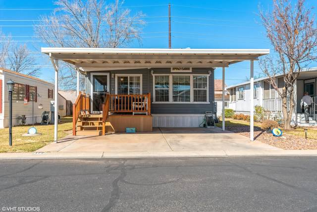 2990 E Riverside Dr #179, St George, UT 84790 (MLS #21-220033) :: Hamilton Homes of Red Rock Real Estate & ERA Brokers Consolidated
