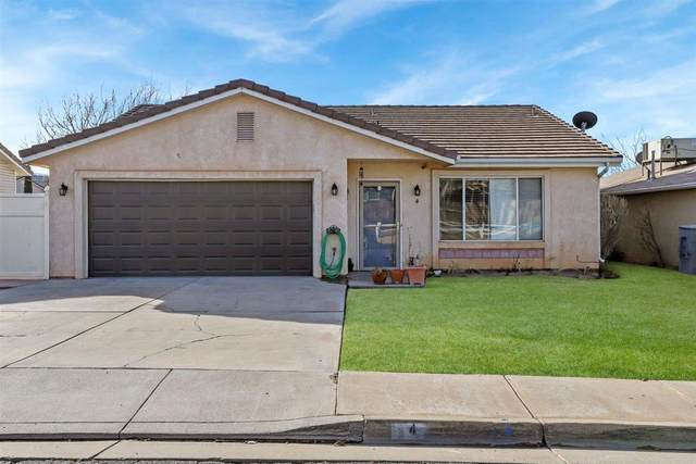 1509 W 750 #4, St George, UT 84770 (MLS #21-220083) :: The Real Estate Collective