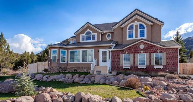 1322 S 500 E, New Harmony, UT 84757 (MLS #21-220120) :: eXp Realty