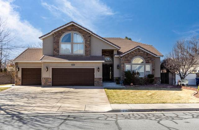 1656 S Cobblestone Ln, St George, UT 84790 (#21-220126) :: Livingstone Brokers