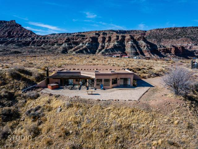 1703 W Grafton Rd, Rockville, UT 84763 (MLS #21-220208) :: The Real Estate Collective