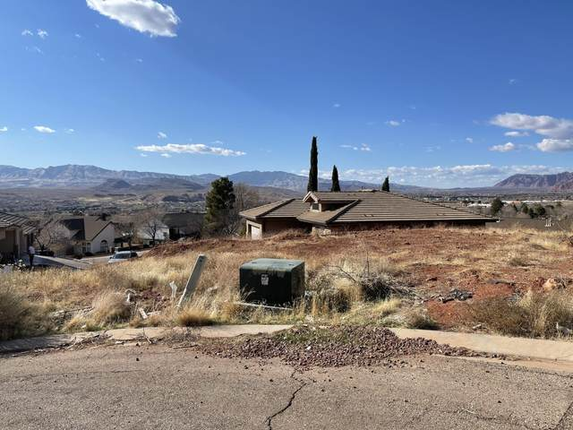 438 N Stone Mountain Dr #14, St George, UT 84770 (MLS #21-220232) :: The Real Estate Collective