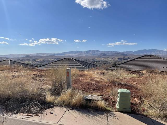 438 N Stone Mountain Dr #21, St George, UT 84770 (MLS #21-220238) :: The Real Estate Collective