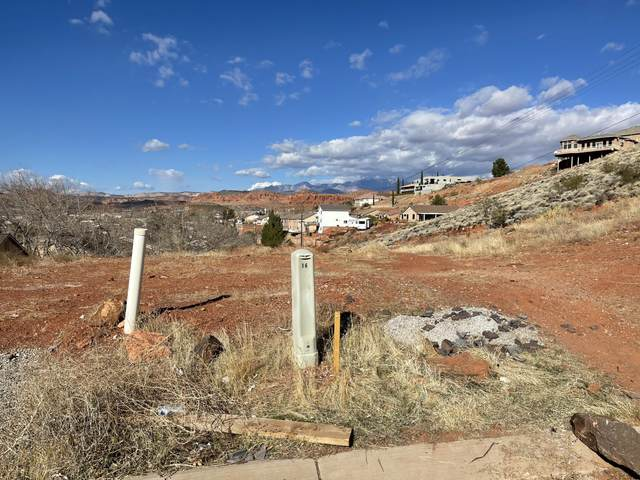 438 N Stone Mountain Dr #16, St George, UT 84770 (MLS #21-220244) :: The Real Estate Collective